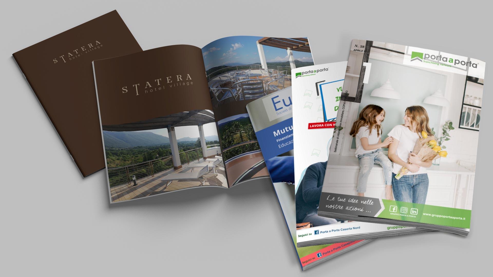 Libri, cataloghi e riviste
